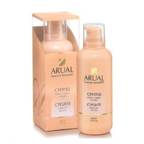 Boutique del Perfume: Arual Belleza Crema Corporal Belleza Y Cuidado De La Piel 400ml