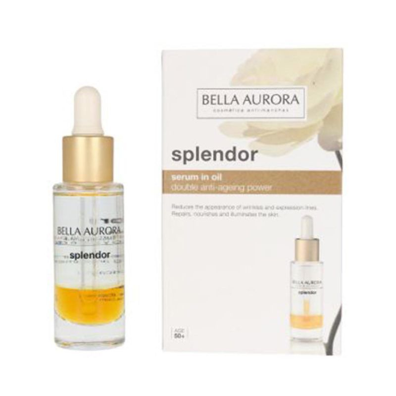 Boutique del Perfume: Bella Aurora Splendor Serum-in-oil Double Anti-ageing Power 20ml