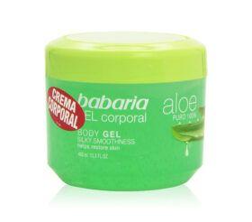 Boutique del Perfume: Babaria Aloe Gel Corporal 400ml