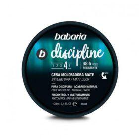 Boutique del Perfume: Babaria B Discipline Cera Moldeadora Mate 100ml