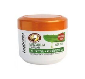 Boutique del Perfume: Babaria Aloe Vera Mascarilla Capilar Con Aceite De Argan 400ml