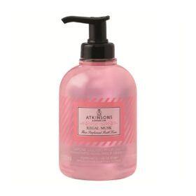 Boutique del Perfume: Atkinson Regal Musk Jabón Liquido 300ml