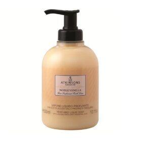 Boutique del Perfume: Atkinson Noble Vanilla Jabón Liquido 300ml