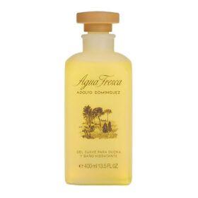 Boutique del Perfume: Adolfo Domínguez Agua Fresca Gel De Ducha 400ml