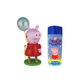 Boutique del Perfume: Peppa Pig Bath&gel De Baño 400ml + Figura Con Globo
