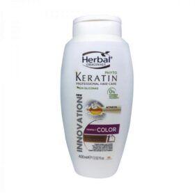 Boutique del Perfume: Herbal Hispania Originals Phyto-keratin Champú 7 Benefits In One Bb Cream Anti-e Sin Silicona 400ml
